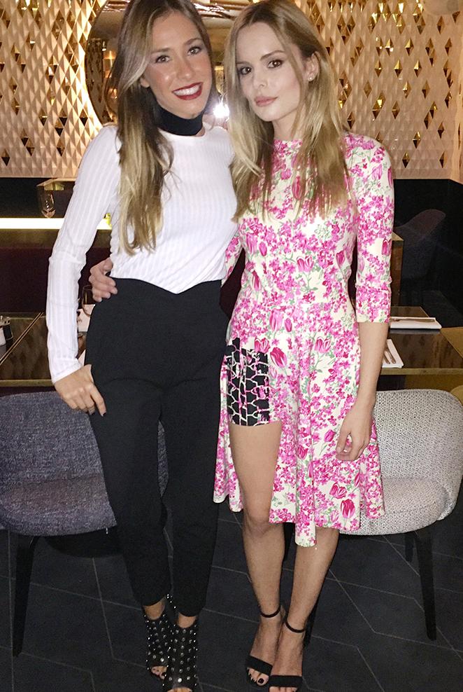 Marta Carriedo & Flaminia Saccucci